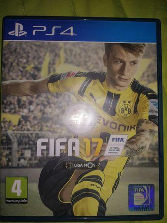 Jogo Ps4- FIFA 17