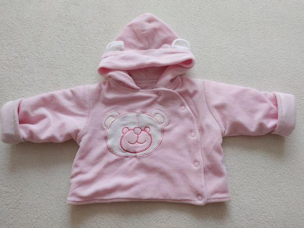Bluza niemowlęca r. 62