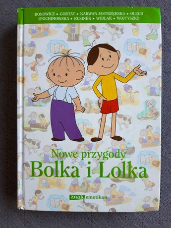 """Dla dzieci  """"Nowe przygody Bolka i Lolka"""""""