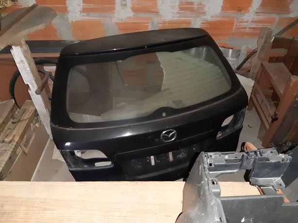 Material Mazda 6 SW