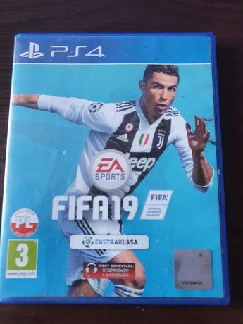 Fifa 19 na konsolę PS4
