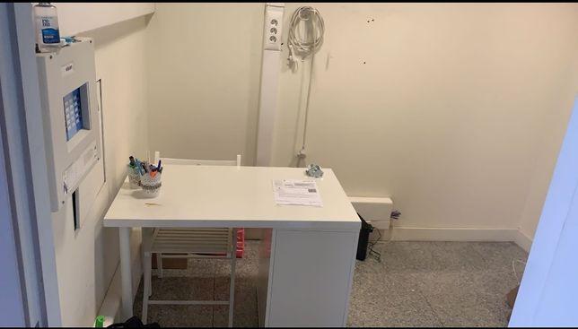 Sala exclusiva para nutricionista