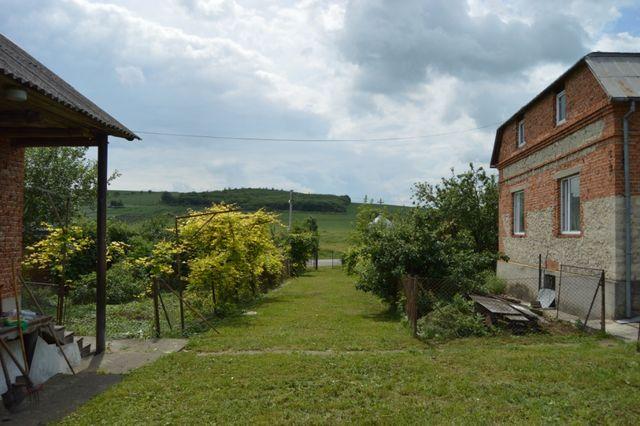 Продам ділянку з будинком Рогатин (с. Залужжя)