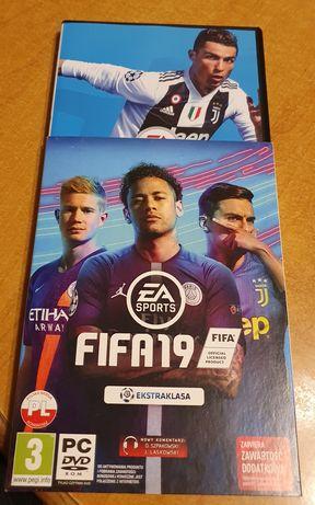 2 gry FIFA 19 PC
