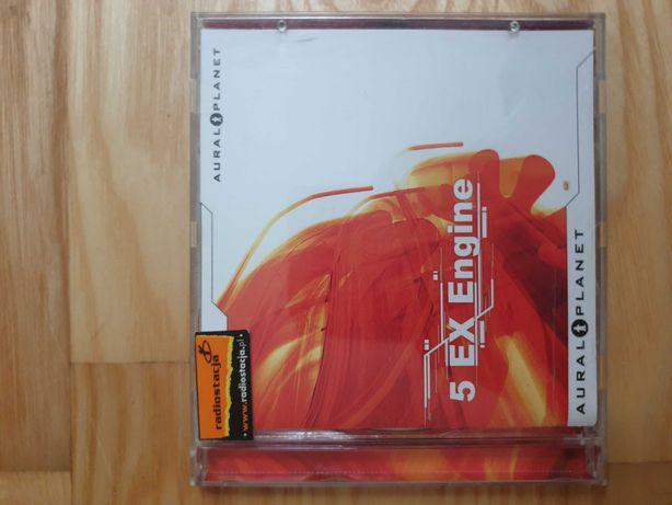 5 EX Engine Aural Planet CD Wwa