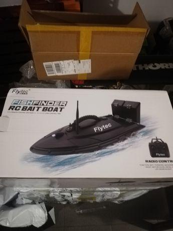 Flytec naprawa łódki zanetowej