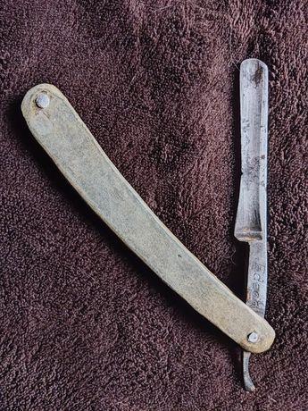 Опасная  немецкая бритва Edaco Solingen