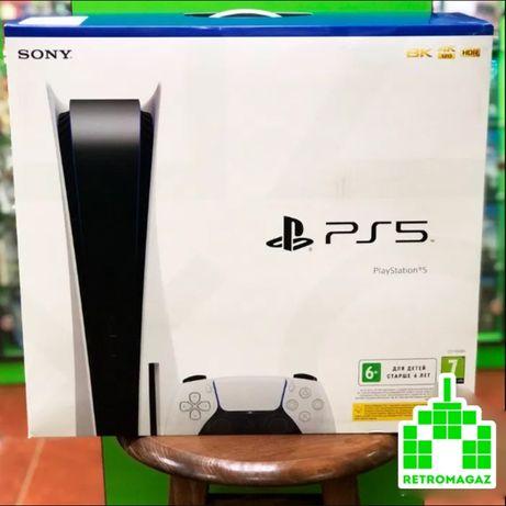 PS5 Консоль Playstation 5 White 825GB Нова DualSense Ігри PS Plus ПС5