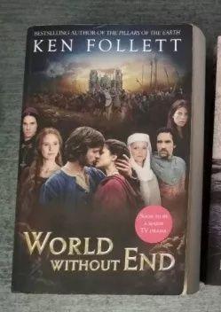 Książki po angielsku Ken Follett anglojęzyczne
