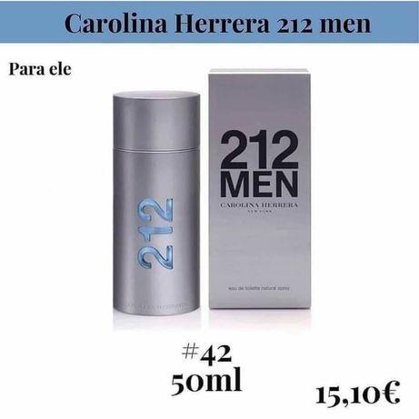 Perfume Carolina Herrera PROMOÇÃO