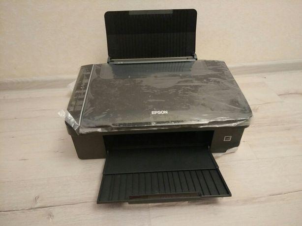 принтер Epson на запчасти