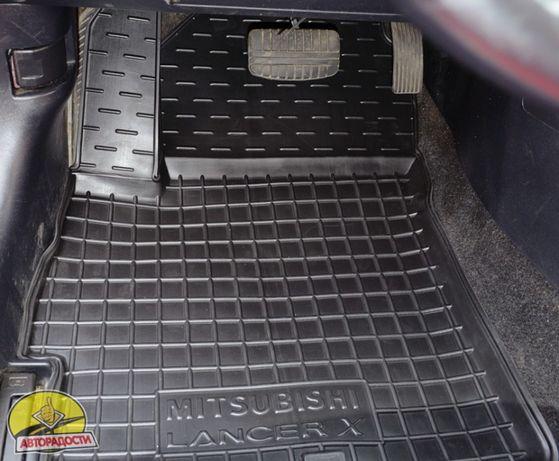 БЕСПЛАТНАЯ ДОСТАВКА Коврики в салон Mitsubishi Lancer 9 10 X Outlander