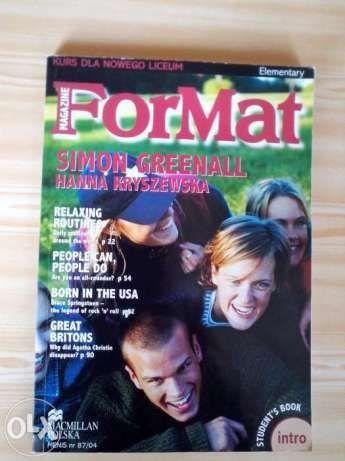 """Format"" S. Greenall"