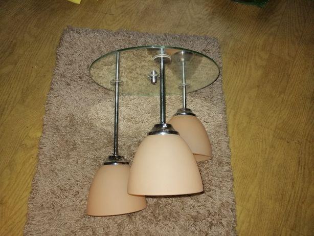 Lampy małe i duże sprawne