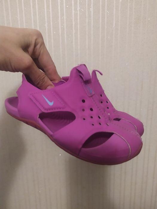 Сандалии Nike, 27, crocs, босоножки Черноморск - изображение 1