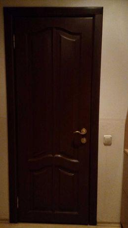 Продам двери деревянные (межкомнатные)