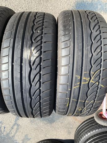 225 50 R17 Dunlop шины б/у летние