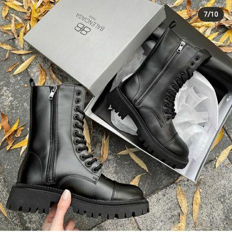 Трендовые ботинки Balenciaga