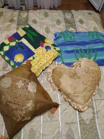Подушки обычные и декоративные