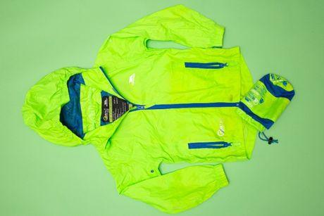 kurtka sportowa 122, Trespass, wodoodporna typu Pack It - super wygoda