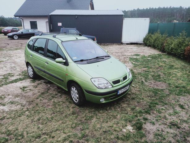 Renault Scenic 1-własciciel! 1.6benzyna 2000rok PRYWATNE TABLICE!klima