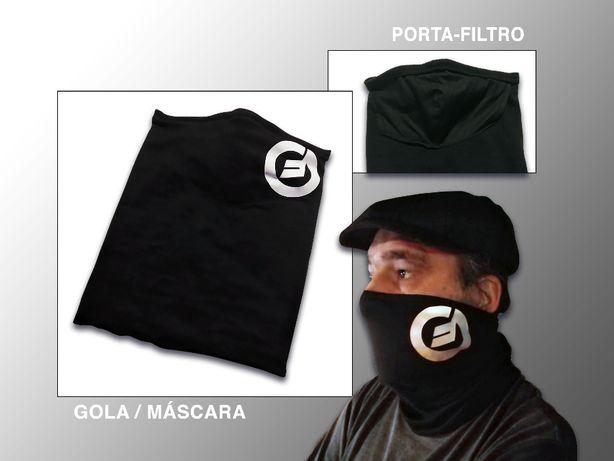 Gola/Máscara (com porta-filtro interior)