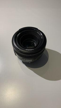 Yongnuo AF 50mm f/1.8 para Nikon