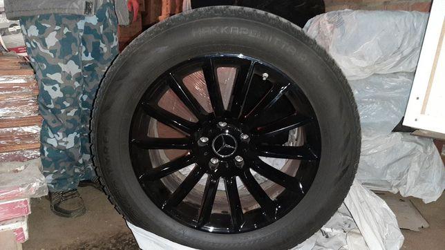 Резина зимняя с дисками Mercedes-Benz g-class 275/50/R20