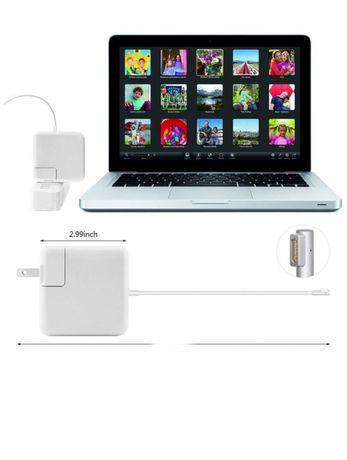 Блок питания MagSafe1 45 Bт зарядка Макбук 60Вт macbook Максейф 2 85 W