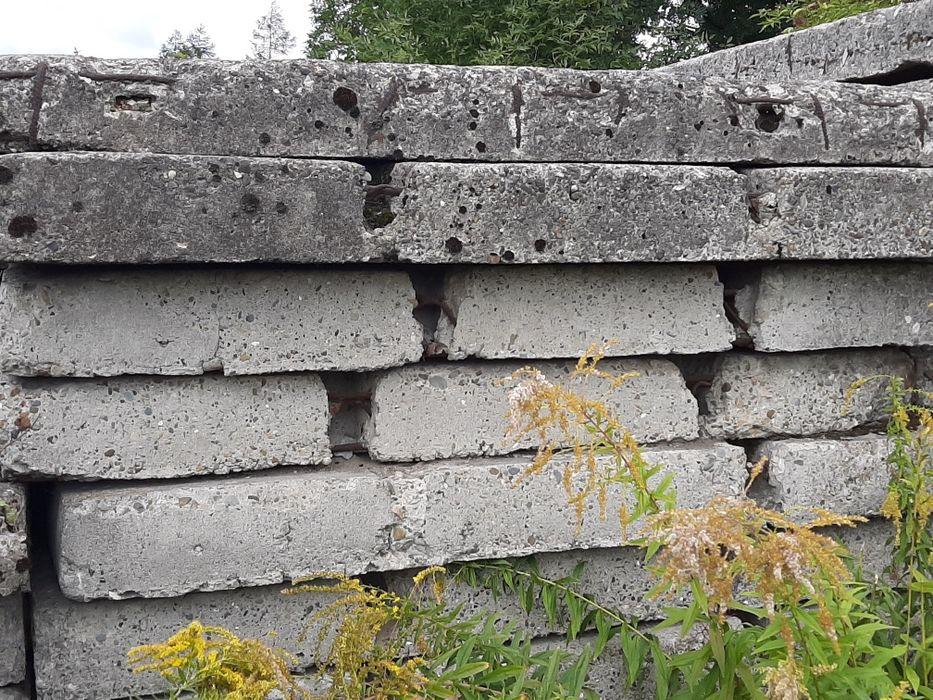 Płyty Betonowe Ładne 200 sztuk 2x3m 1,3x3m grube 16 i 17 cm Brynica Mokra - image 1