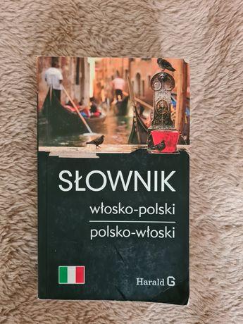 Slownik polsko - włoski i wlosko - polski