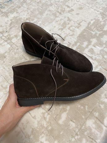Женские туфли, лоферы 38-39 размер