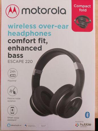 Motorola Escape 220  słuchawki bezprzewodowe BT