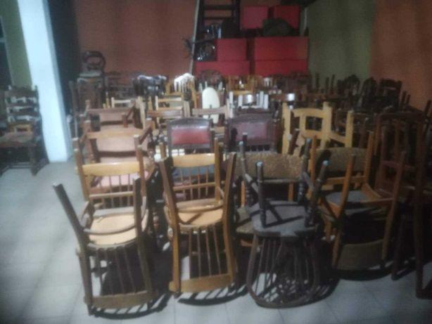 Krzesla stare...