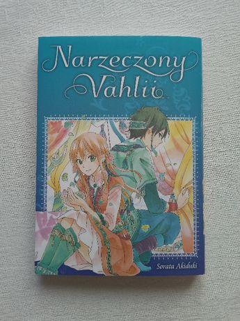 Narzeczony Vahlii - Sorata Akizuki