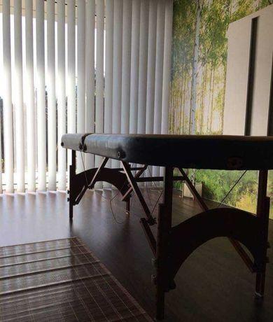 Massagem relaxante para estimular ou sedar