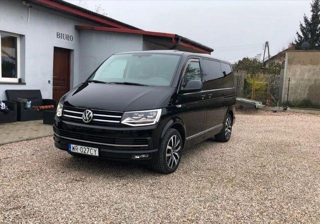 Volkswagen transporter T5 в Украине