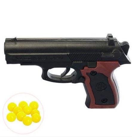 Игрушечный пистолет на пульках.Фото в личку скинуть могу.