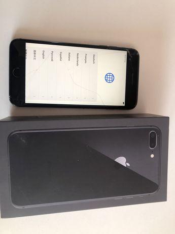 Iphone 8 plus uszkodzony przod, tyl