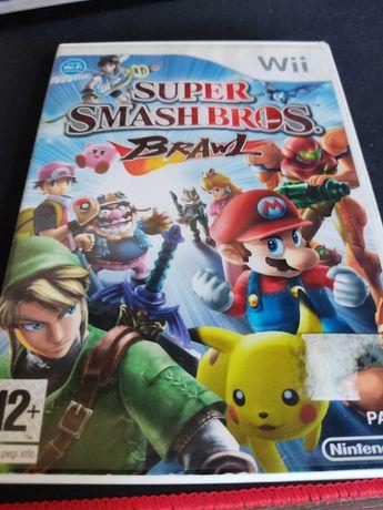Super Smash Bros. Brawl Wii używana