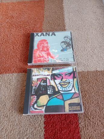 Xana e rádio Macau CDS como novos.
