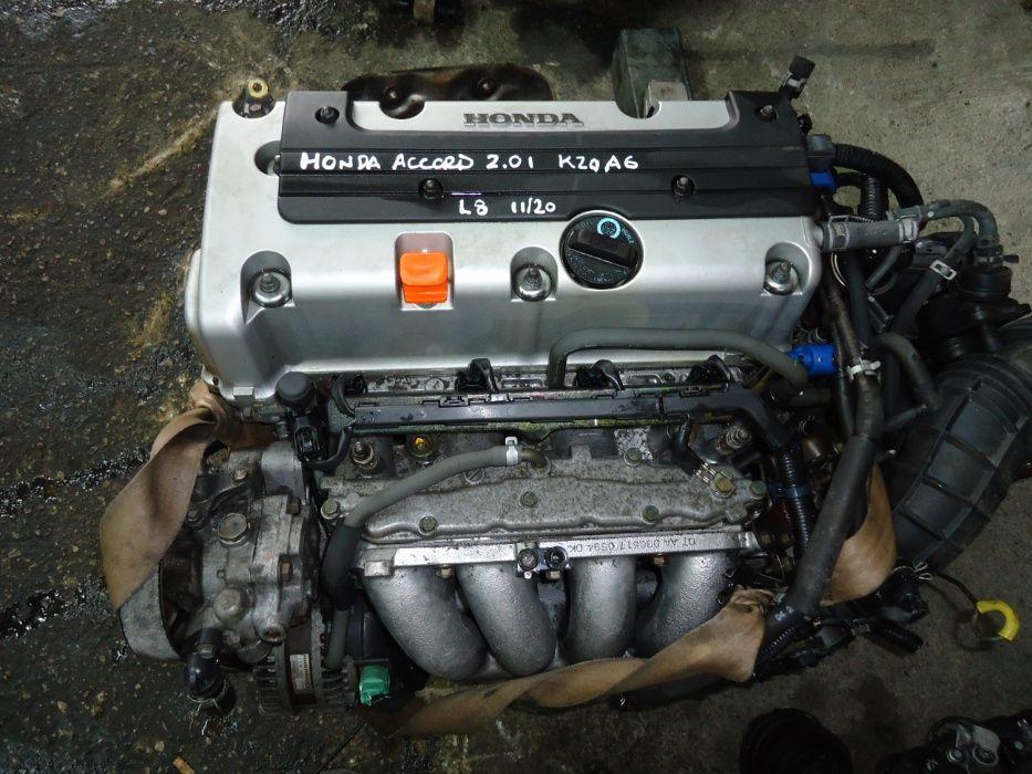 Motor Honda Accord 2.0I (K20A6) Fernão Ferro - imagem 1