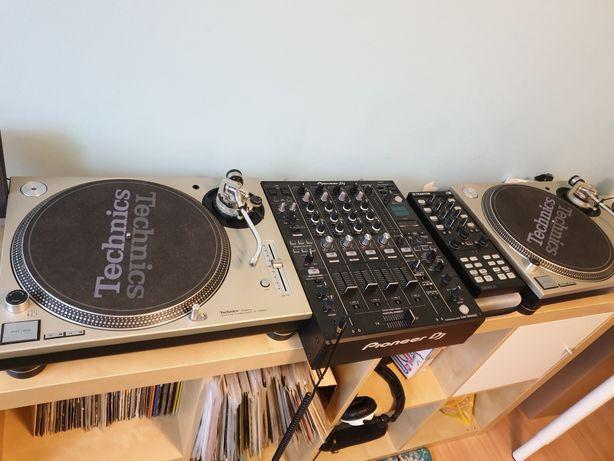 Gramofony Technics 1200 MK3d