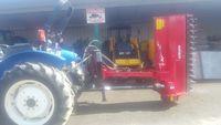 Triturador martelos Novo articulado limpa bermas