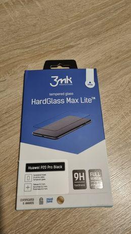 9h SZKŁO 3mk Hard Glass Max Lite dla HuaweiP20 Pro