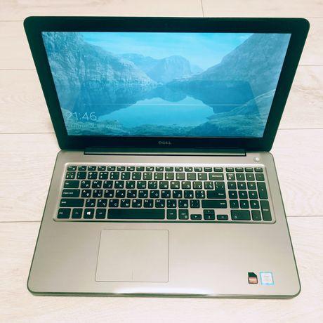 Ноутбук Dell Inspiron 15 5567 (ОЗУ-16Гб, SSD-256Гб, HDD-1Тб, i5-7200U)