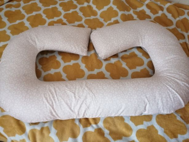 Poduszka  dla kobiet w ciąży. Rogal