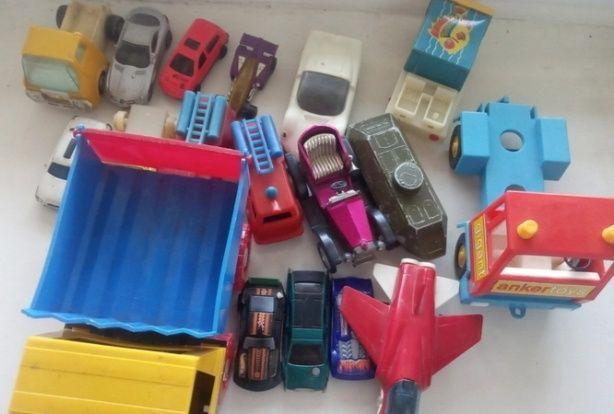 Игрушки ссср, машины