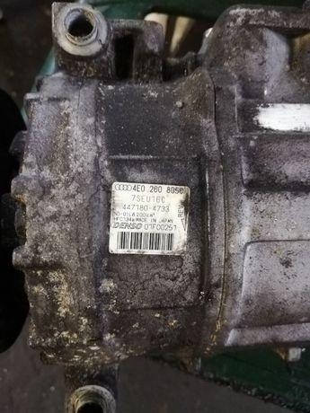Sprężarka klimatyzacji audi A8 D3 4.0D