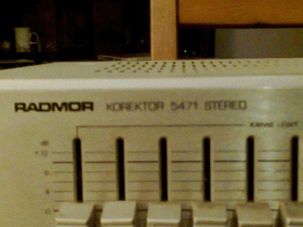 Radmor Korektor 5471 stereo